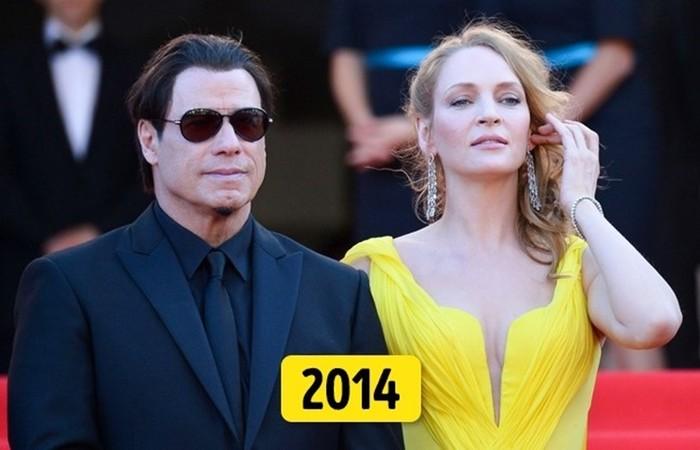 Фотографии 15трогательных моментов воссоединения любимых актеров