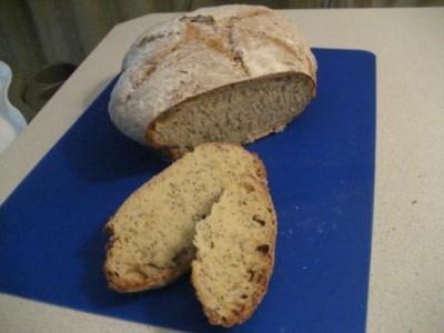 бездрожжевой хлеб на кефире (400x300, 85Kb)