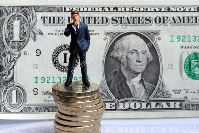 10 интересных фактов о долларах США