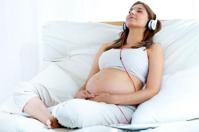 Музыка стимулирует умственную деятельность младенцев?