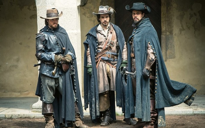 Реальные мушкетеры очень отличались от книжных