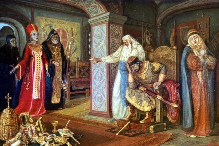 Был ли гарем у князя Владимира, крестителя Руси