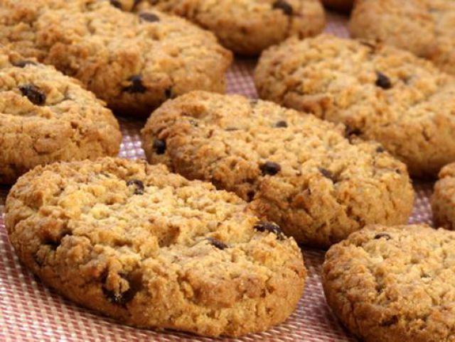 Классическое овсяное печенье - пошаговый рецепт с фото 2