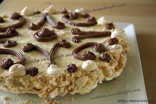 Торт «Полет». Рецепт