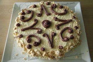 Торт «Полет». Пошаговый рецепт (15) (320x213, 65Kb)