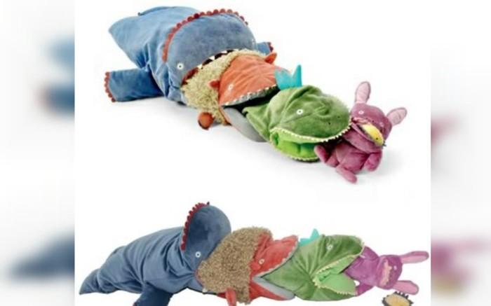 Шокирующие мягкие игрушки, которые отправят ребенка к психиатру