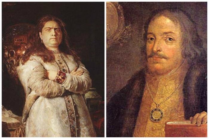 Любовники и любовные развлечения русских императриц