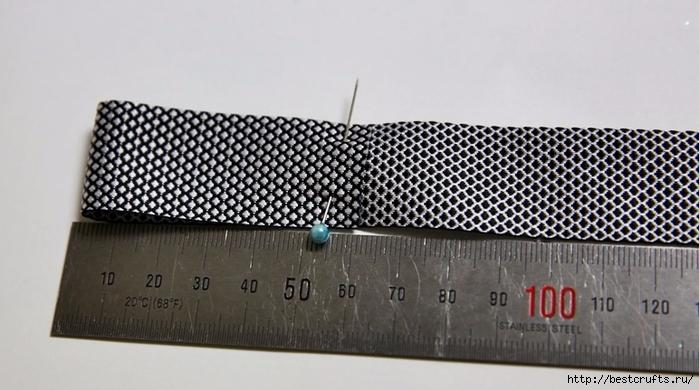 Украшаем заколку для волос бантиком-бабочкой (2) (700x390, 206Kb)