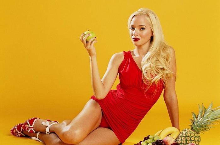 Вкусная диета на фруктах