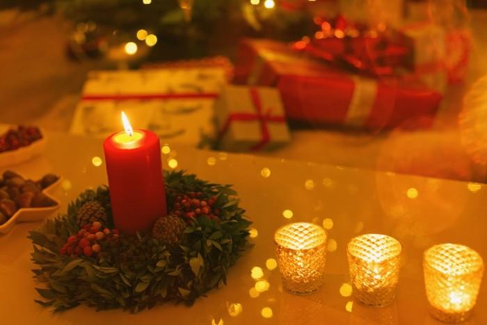 139211680 122317 0534 3 Прекрасные идеи украшения дома к Новому году!