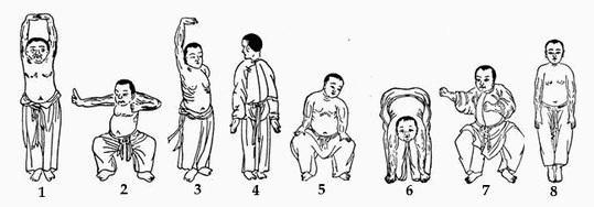 Хотите похудеть? Упражнения цигун вам в помощь!