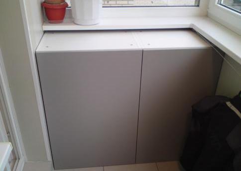 Чем застекленный балкон – не холодильник!