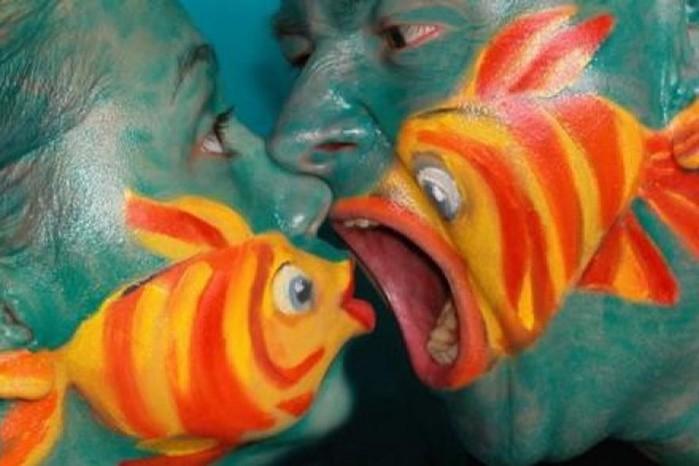 «Немые рыбы» на самом деле очень даже шумные