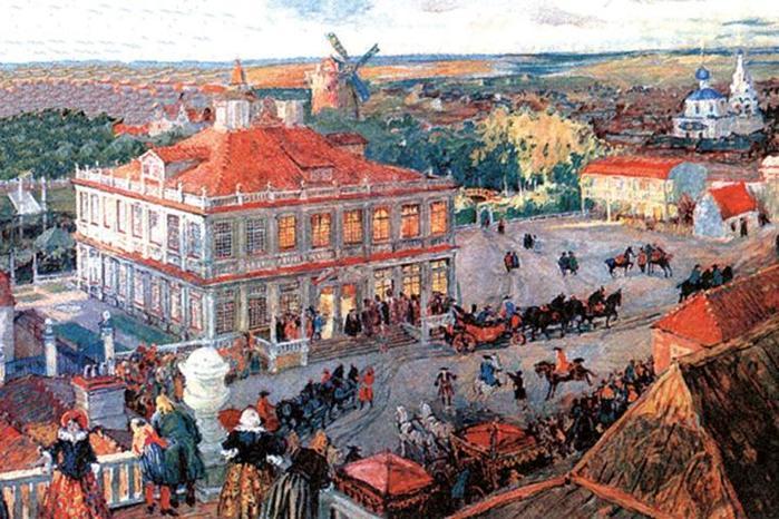За что Иван Грозный сжег Немецкую слободу в Москве