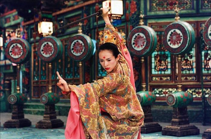 История китайского кино началась с древних музыкальных спектаклей