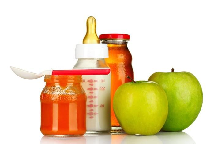 Детские питательные смеси могут заменить материнское молоко?