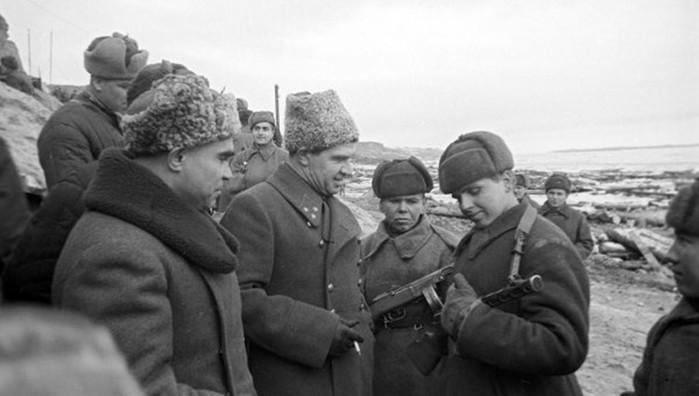 Полководческий гений военачальников Советской Армии в годы войны