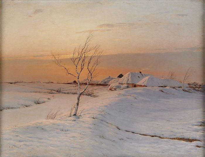 4498623_Dubovskoy_NN_Winter_Evening_1_1 (700x536, 49Kb)