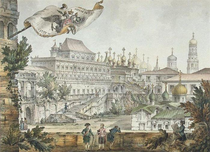 Главные московские терема