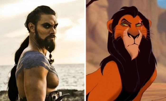 25 реальных людей, которые похожи на персонажей мультфильмов