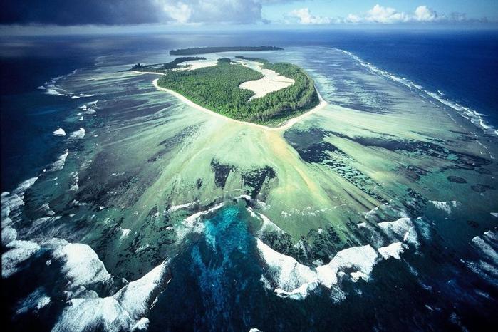 Географические рекорды: самые маленькие страны