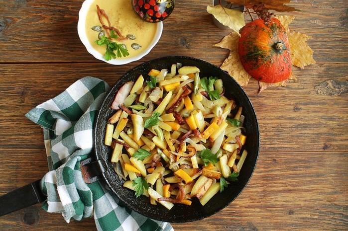 Как вкусно пожарить картошку с корочкой: 6 важных правил