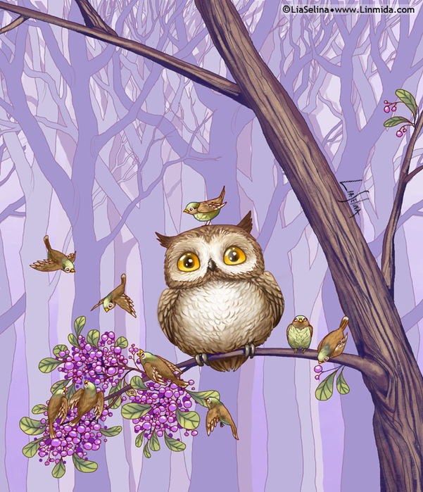 owl_s_berries_by_liaselina-d6xjfi3 (601x700, 515Kb)