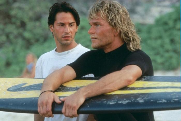 «На гребне волны» (1991): интересные факты о фильме