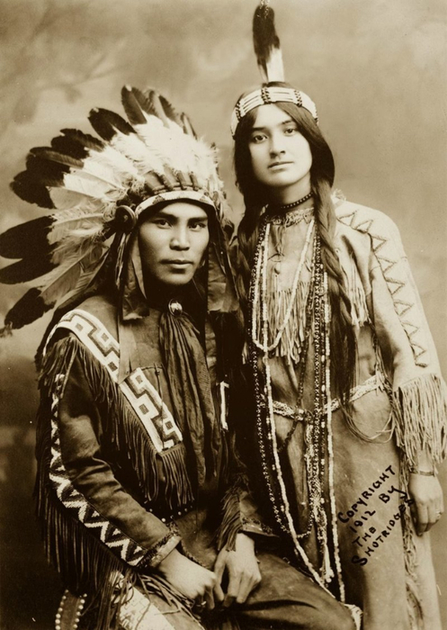 Antiques native american indian
