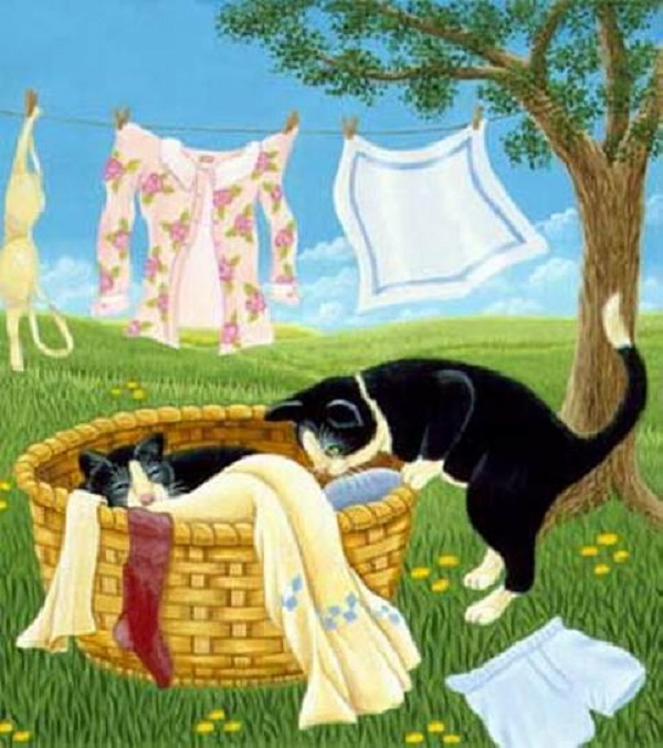db_Brownd_Elizabeth_Cats_in_Laundry_Basket1 (600x677, 124Kb)