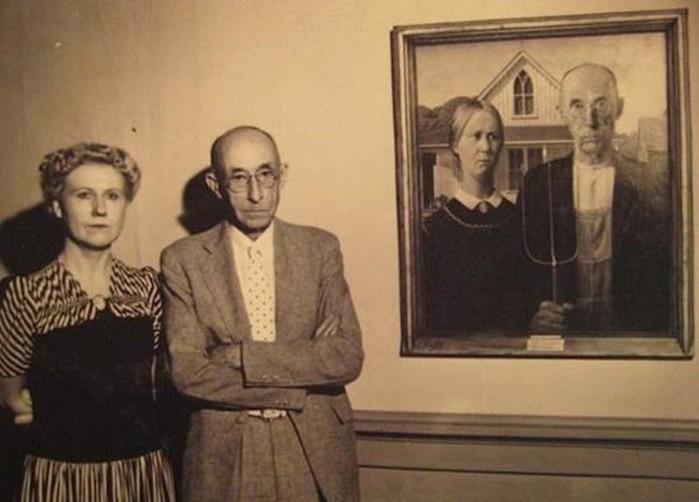Невероятная подборка черно-белых фото: чего давно нет