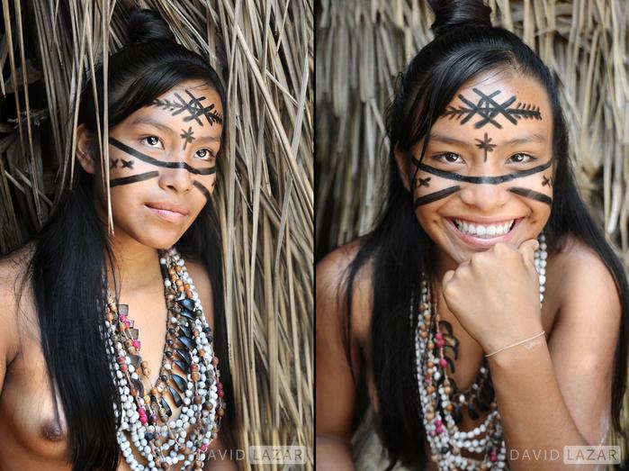 Голые племена южной америки моему