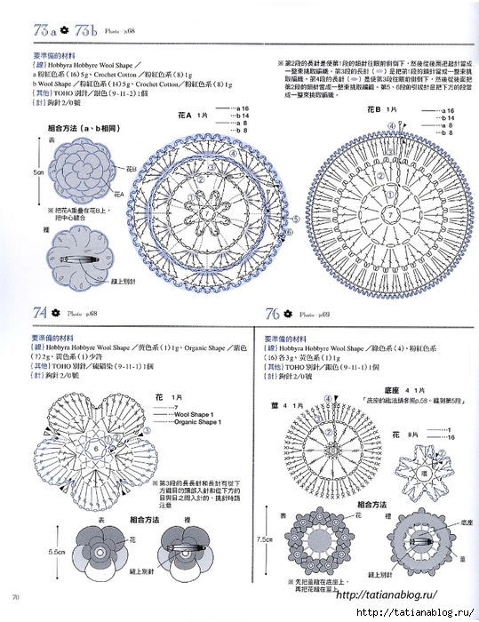 Asahi_Original_-_Lace_Crochet_Best_Pattern_124_Chinese.page070 copy (539x700, 282Kb)