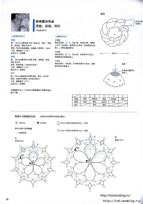 Asahi_Original_-_Crochet_Lace_Doily_Floral_Applique_Chinese.page39 copy (491x700, 188Kb)