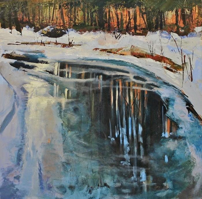 Glassy Echo Creek (700x690, 323Kb)