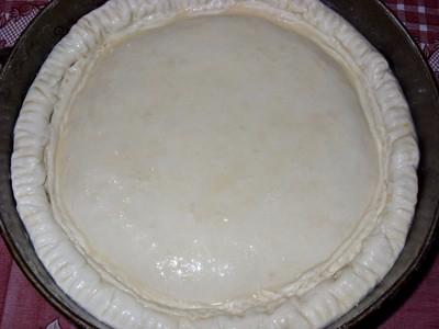 Пирог с плавленными сырками (10) (400x300, 92Kb)