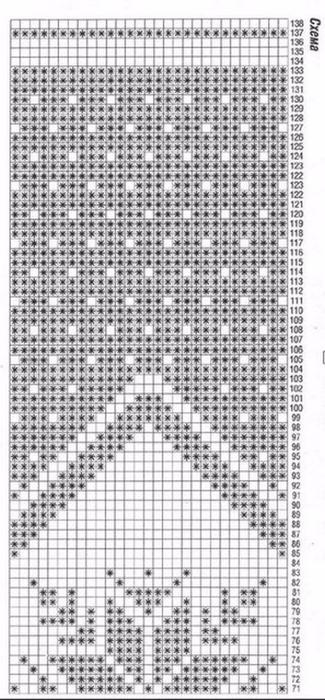 жаккард-норвежский-узор (325x700, 208Kb)