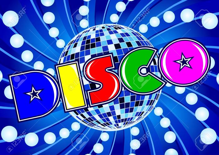 14636378-Disco-composition-in-a-retro-style-80-Stock-Vector-disco-dj-party (700x494, 462Kb)