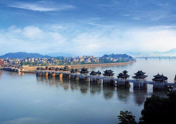 старинный мост Гуанцзы 7 (700x494, 249Kb)