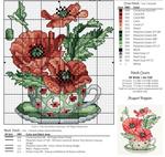 Превью схема вышивки цветы (9) (700x662, 452Kb)