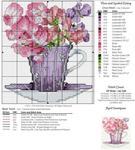 Превью схема вышивки цветы (2) (564x625, 256Kb)