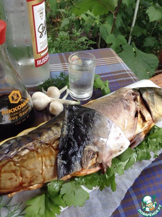 Копчение и соление рыбы в домашних условиях
