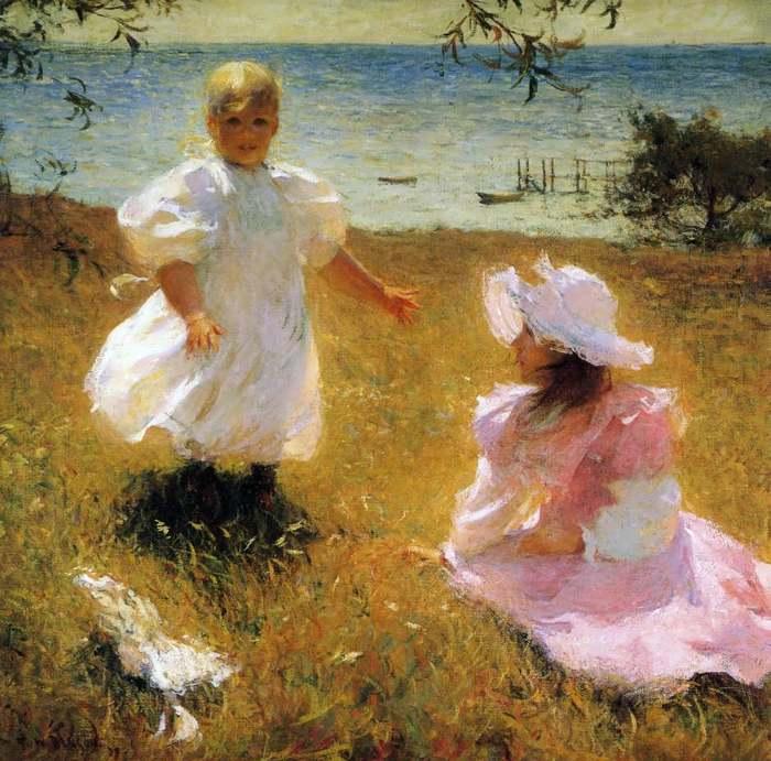 Сёстры    1899 (700x691, 75Kb)