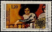 Ван Донген Женщина на баллюстраде (205x128, 19Kb)