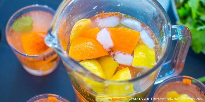 Цитрусовый лимонад (700x350, 192Kb)