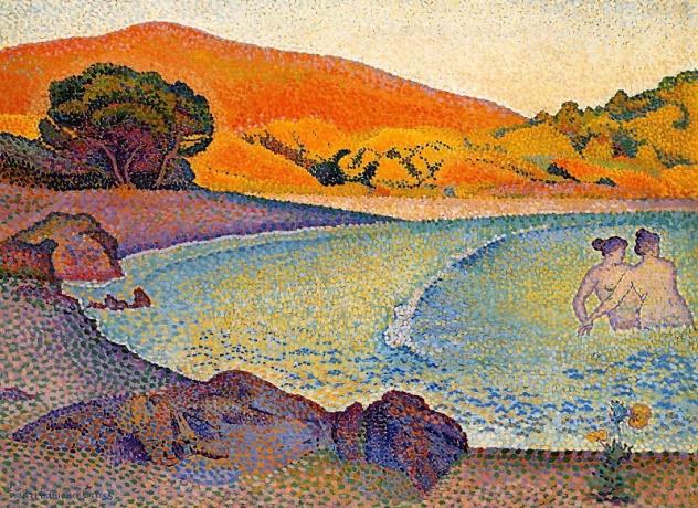 Купальщицы, 1895 (632x460, 552Kb)