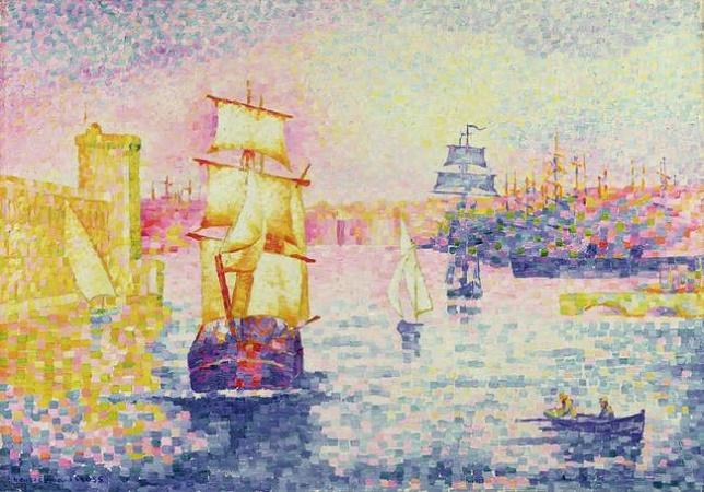 The-Port-of-Marseilles (644x450, 362Kb)