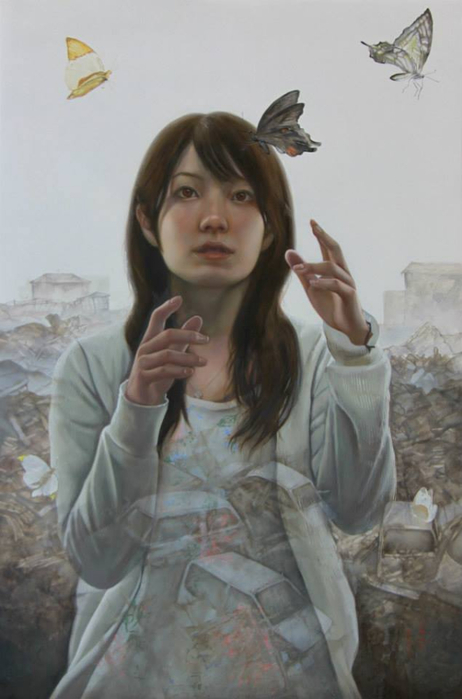 小木曽�(Ogiso Makato)-www.kaifineart.com-1 (462x700, 221Kb)