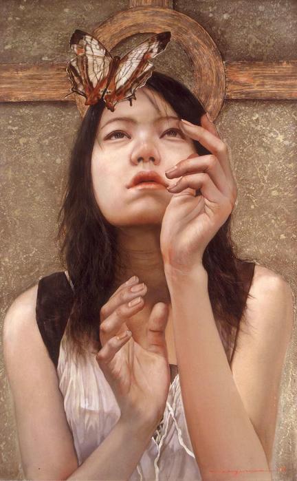 小木曽�(Ogiso Makato)-www.kaifineart.com-17 (432x700, 319Kb)