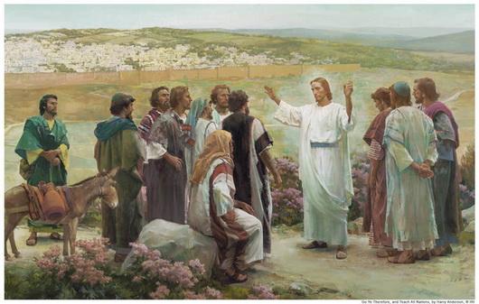Jesus-Christ-Preaching-_ (530x337, 101Kb)